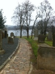Linlithgow Palace Graveyard